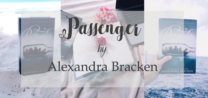 BOOK REVIEW : PASSENGER by AlexandraBracken