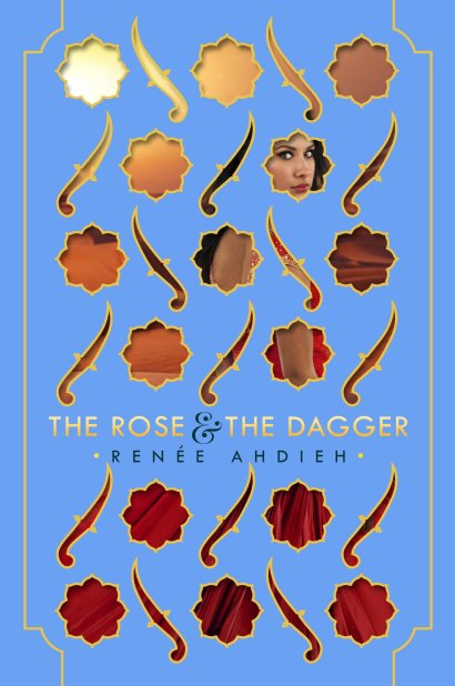 the rose and the dagger cover