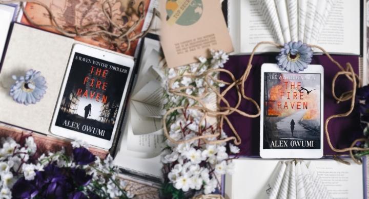 Alex Owumi (The Fire Raven Trilogy) – BlogTour